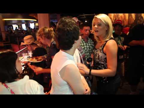 2013 ACM Lifting Lives Music Camp - Wildhorse Saloon with Lauren Alaina
