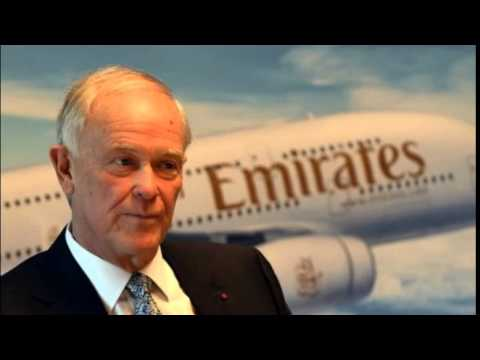 Emirates chief says US row won't 'end in tears'