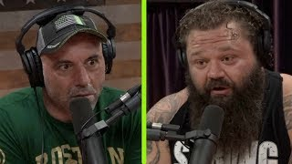 Strongman Robert Oberst Shares His Worst Injuries | Joe Rogan