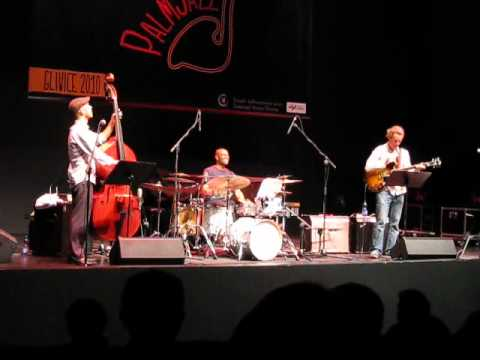 Adam Rogers Trio in Gliwice, Poland (2010.10.7)