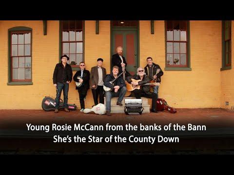 The Irish Rovers - Star of the County Down w/ lyrics