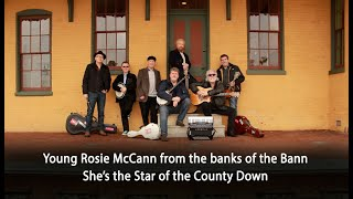 The Irish Rovers - Star of the County Down w/ lyrics