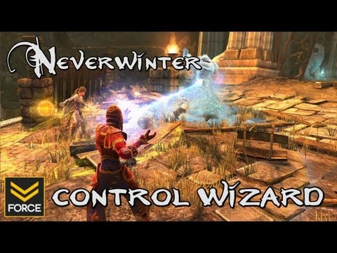 Neverwinter: Control Wizard (Gameplay)