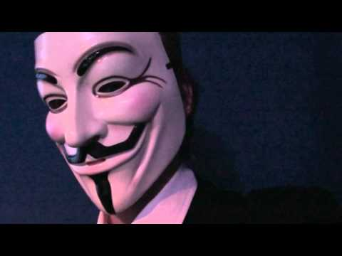 Anonymous Hacker [Short movie]
