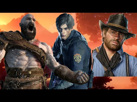 15 Best Games of the PS4/Xbox One Generation