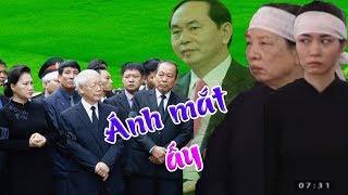 Chỉ 1 động tác nhỏ, con gái Trần Đại Quang đã khiến kẻ á/m s/át phải nhận tội