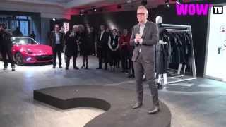 WOW* TV : Mazda shines at Milan Fashion week 2015 with own fashion collection
