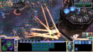Guía Starcraft II Wings of Liberty - M14 Oscuridad Total - Brutal