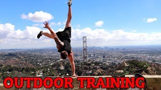 Outdoor WORKOUT EXTREM - Training ohne Gym