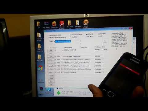 Flash Samsung Wave 525 GT S5253    Software Installation in Samsung Wave BADA 525 GT S5253