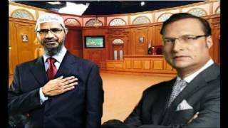 On CAM: Dr Zakir Naik Walks Out of Interview When Rajat Sharma Asked Him A Harsh Question