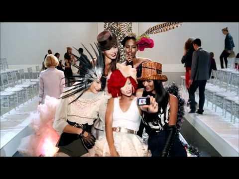 So Kodak Rihanna Commercial: Fashion