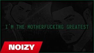 Noizy - GUNZ UP (REMIX - Bonus Track - THE LEADER)
