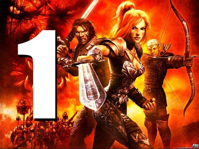Руководство запуска: Dungeon Siege II (DLC Broken World) по сети