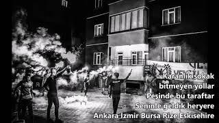 UYS BESTE HATTI   SENİNLE GELDİK HERYERE