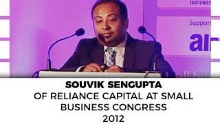 Souvik Sengupta of Reliance Capital at
