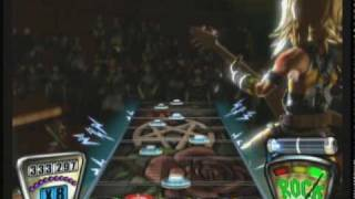 Vídeo 87 de Guitar Hero