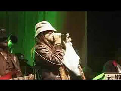 "ALBOROSIE –  "" Rastafari Anthem ""  Live @ OSTRÓDA REGGAE FESTIWAL 2008"