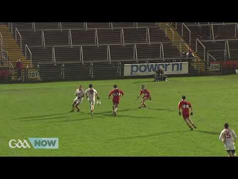 GAANOW Rewind: Tyrone's Mattie Donnelly Point