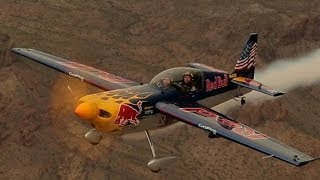Aerobatic Flying With Red Bull