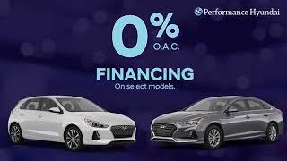 Performance Hyundai - 2019 Tucson Auto Show Special Offer