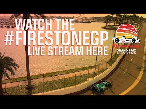 Firestone Grand Prix of St.Petersburg Practice & Qualifying - Day 2