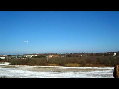 Hotliner - LS Models Optima II - Maiden Flight Video