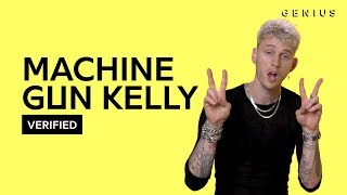 "Machine Gun Kelly ""I Think I'm OKAY"" Official Lyrics & Meaning 