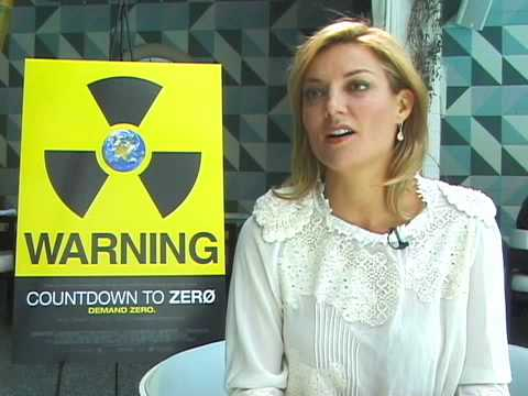 Reagan and nuclear weapons — Lawrence Bender & Lucy Walker of 'Countdown to Zero' Video