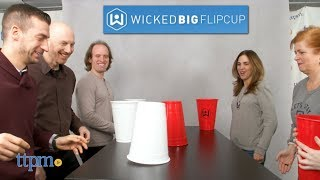 Wicked Big Flip Cup from Wicked Big Sports