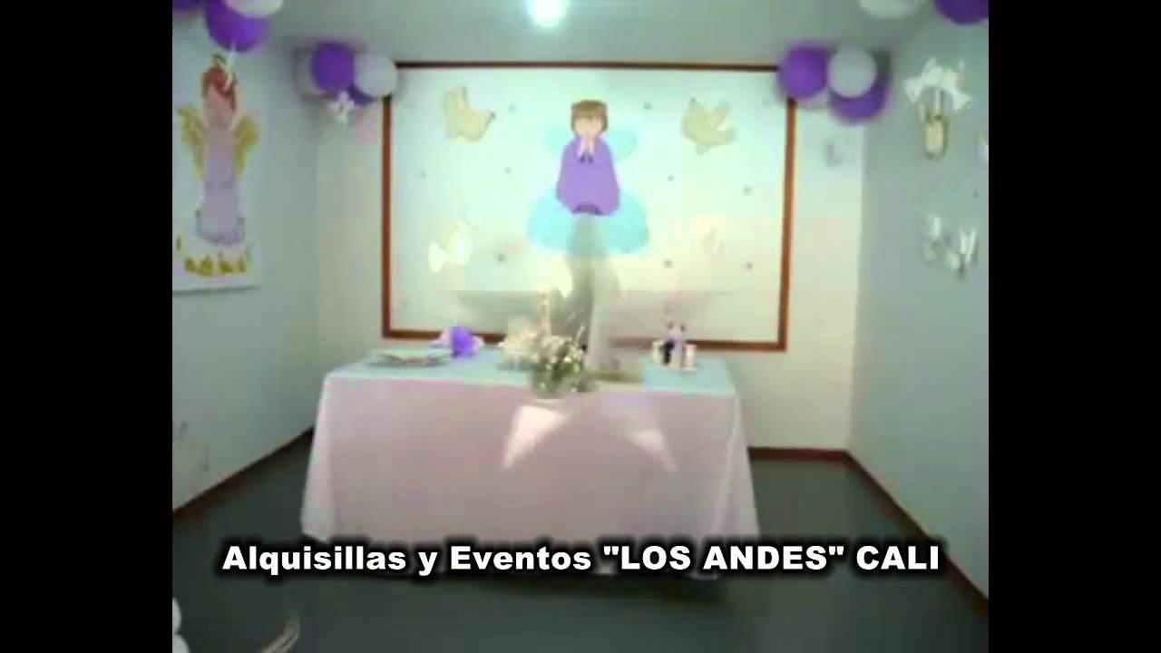 Alquiler de sillas para eventos cali los andes youtube for Sillas para eventos