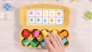 37 LEGO DUPLO Play Ideas to Help your Child Development |  LEGO DUPLO DIY Home Activities