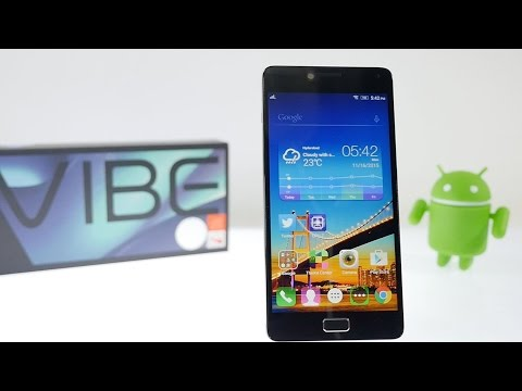 Lenovo Vibe P1 In-depth Review Smartphone with 5000 mAh battery