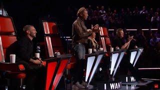 Download Lagu Nick Hagelin - Lost Stars - The Voice 2016 Blind Audition Gratis STAFABAND