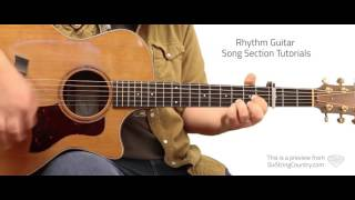 Hurricane Guitar Lesson and Tutorial - Luke Combs