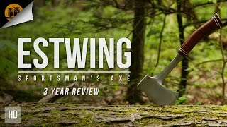 Estwing Sportsmans Axe | 3 Year Field Review