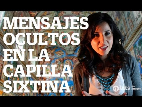 Los secretos de la capilla sixtina de Miguel ngel