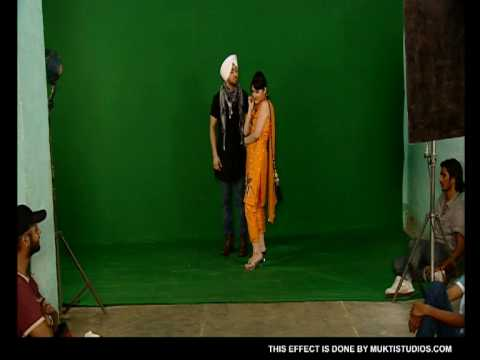 Desi Daroo - Diljit (VFX by MUKTISTUDIOS.com) Before  After