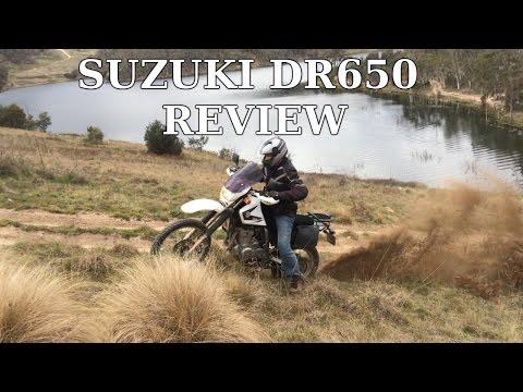 MCHP Ep2: Suzuki DR650 Review
