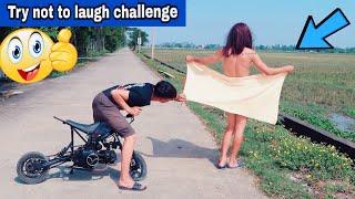 Coi Cấm Cười Phiên Bản Việt Nam   TRY NOT TO LAUGH CHALLENGE Comedy Videos 2019   Hải Tv - Part 88