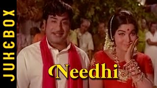 Needhi Tamil Movie Songs Jukebox - Sivaji Ganesan, Jayalalitha - Classic Tamil Songs Collection