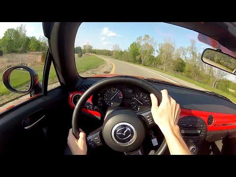 2014 Mazda MX-5 Miata Club - WR TV POV Test Drive 1/3