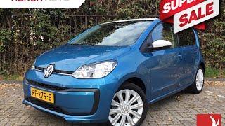 Volkswagen up! 1.0 60PK 5drs. Move up | lm velgen | camera | airco | leuke auto