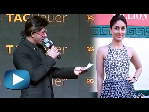 OMG! Shahrukh Khan Insults Kareena Kapoor
