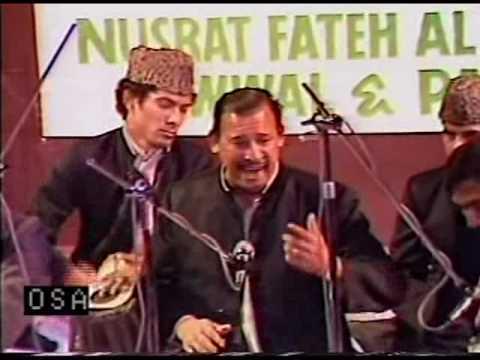 Nusrat Fateh Ali Khan -  Nazre Karam Khwaja part 12