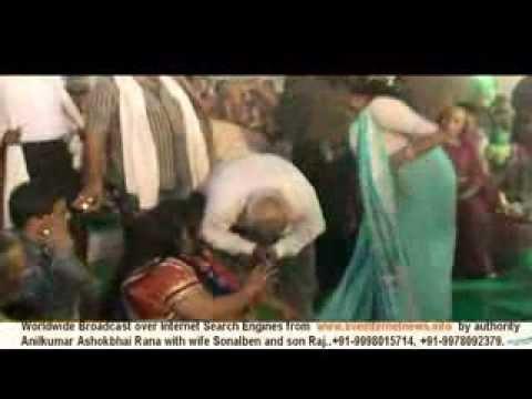 Shree Bhathavali Meldi Maa, Hathijan Celebrates Navchandi Mahayagya.part 12. video