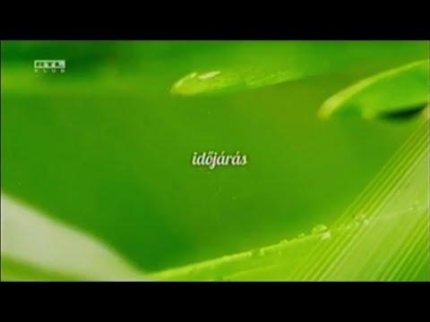 RTL klub időjárás [2011. augusztus 29.] MÁS ZENÉVEL!