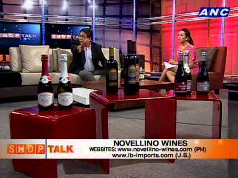 ANC Shop Talk: Novellino Wines