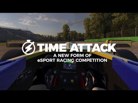 Time Attack: A New Way to Compete on iRacing