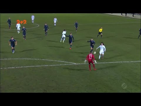 Сталь - Динамо - 0:2. Відео матчу